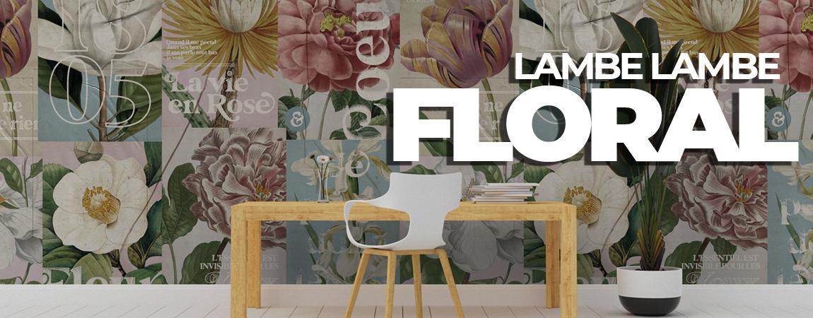 Banner Floral