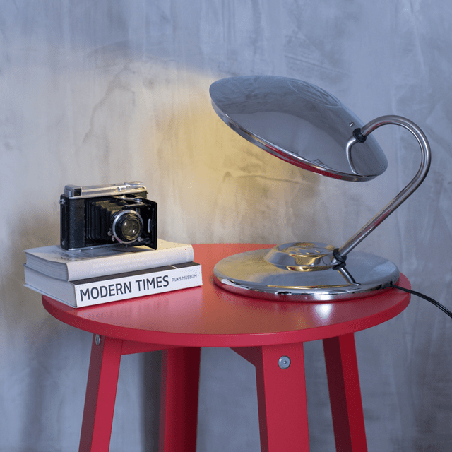 Luminária Calota de Fusca - Bugs Lamp