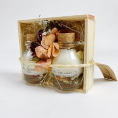 Kit Mini Velas Afetivas