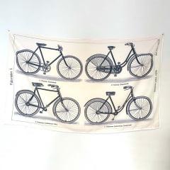 Bandeira Decorativa - Bicicleta