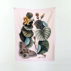 Bandeira Decorativa - Botânico