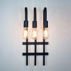 Luminária Arandela Industrial Soho P