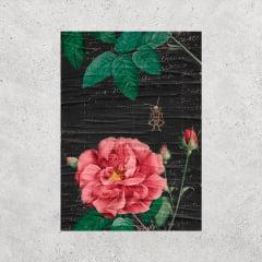 Kit de Lambe Lambe Floral Black