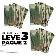 Kit Lambe Lambe Botânico - LEVE 3, PAGUE 2!